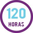 120 horas de formación