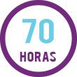 70 horas de uso y manejo aplicativo Fundae