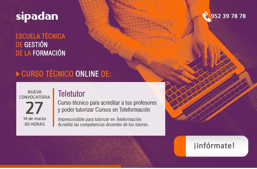Curso técnico Online de Teletutor